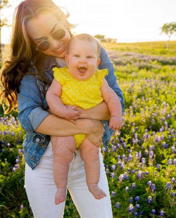 bluebonnets in frisco texas, family photographers, frisco texas, frisco blogger, where to take bluebonnet photos in frisco texas